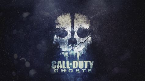 COD GHOSTS SKULL Full HD Wallpaper and Background Image