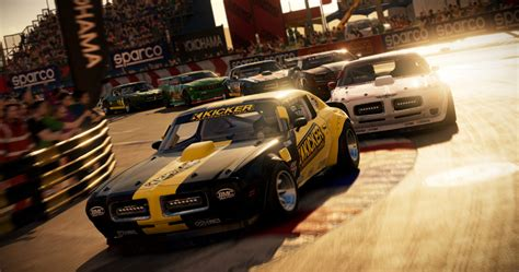 Codemasters Announces the Return of GRID with Trailer