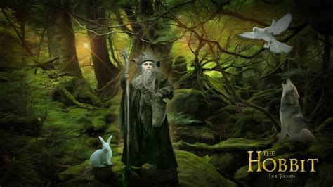 Speed Art #1: Lord of the Rings - Radagast the Brown [HD