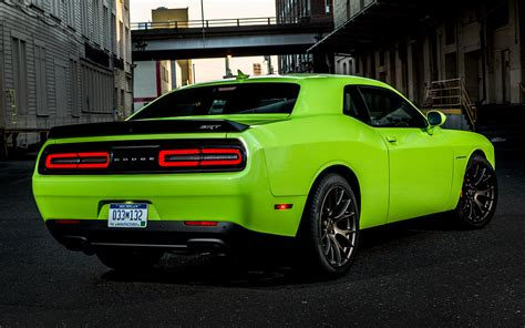 2015 Dodge Challenger SRT Hellcat - Wallpapers and HD