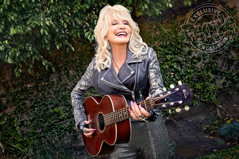 Dolly Parton Gets Candid About Her 'Up and Down' Weight