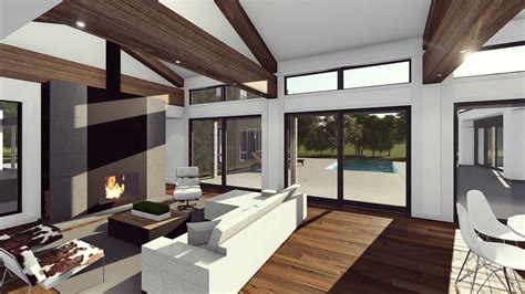 New Modern House Ditch – HAUS | Architecture For Modern