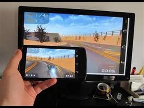 Connect Your Mobile to TV - Miracast/ HDMI- Mirror - YouTube