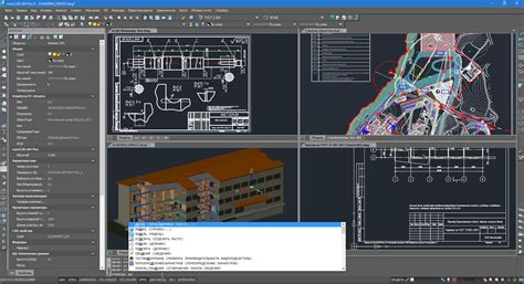 6 Free CAD Drafting Software With AutoCAD