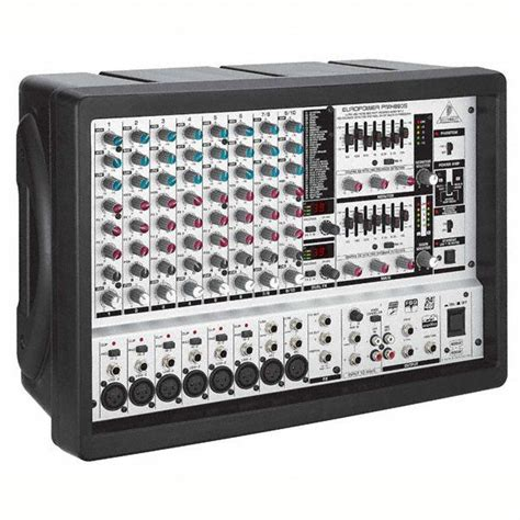 Behringer PMH880S Europower 10 Channel 800W Powered P