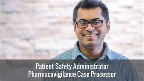 TATA Consultancy Services Patient Safety Administrator