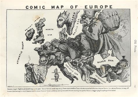 The Visual Telling of Stories- political maps