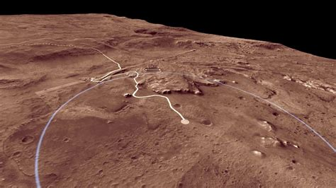 NASA's Mars 2020 Rover Will Hunt for Evidence of Life on