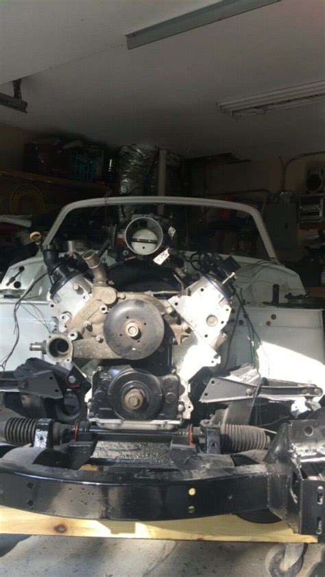 1976 Triumph Spitfire project V8 or any other motor