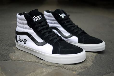 Vans Syndicate x Ice-T 'Rhyme Syndicate' Pack