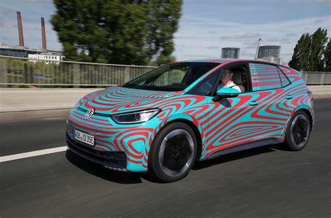 Confirmed: Ford to share Volkswagen's MEB platform for at