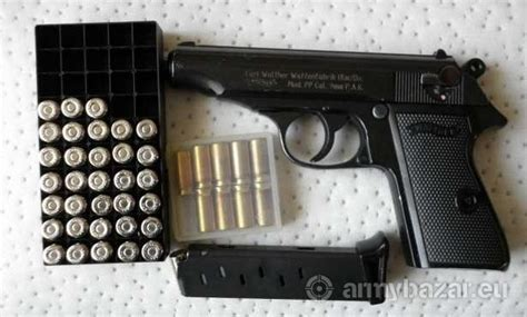 Walther PP 9mm-es P