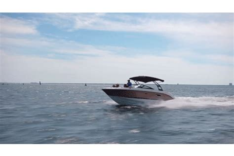 Video influences consumers; the boat run in Chicago
