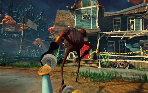 """'Hello Neighbor' sequel coming in 2021, will feature """"self"""