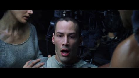 The Matrix - Neo learns the truth; that he is nothing more