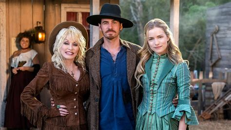 Netflix's 'Dolly Parton's Heartstrings' Does a Disservice