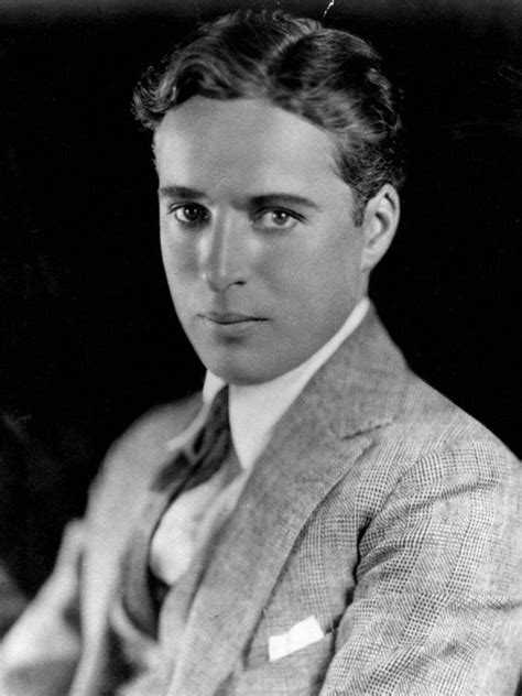Charles Chaplin Weight Height Ethnicity Hair Color Eye Color
