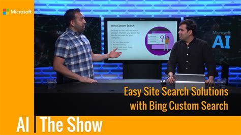 Easy Site Search Solutions with Bing Custom Search | AI